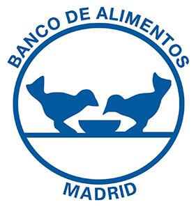 Logo Banco de Alimentos de Madrid